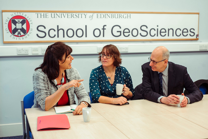 Claire Perry GeoSciences Visit 0020